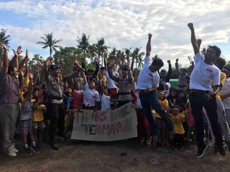 Erdbeben in Lombok, Erdbeben, Erdbebenhilfe, Spendenaktion, Spenden, Lombok, Indonesien, Crowdfunding,