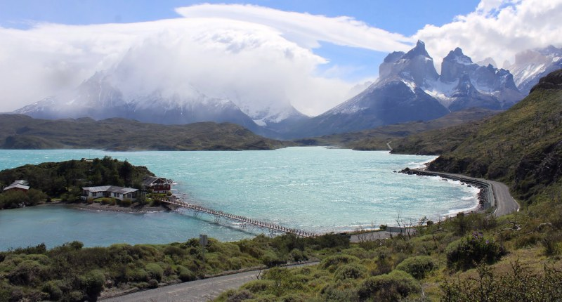 Nationalpark Torres del Paine Aussichtspunkt_Pehoe_Lake