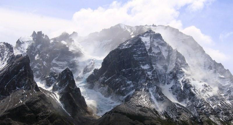 Nationalpark Torres del Paine Berge_Torres_del_Paine